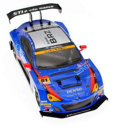 Автомобиль радиоуправляемый – Subaru (1:16)