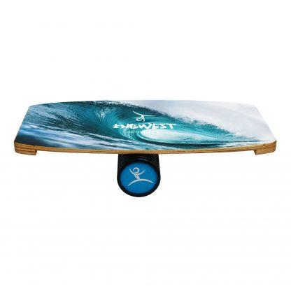 Баланс борд Big Wave (Balance Board Training System) с роллером