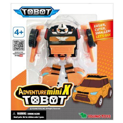 Игрушка-трансформер TOBOT S3 мини Тобот Adventure X