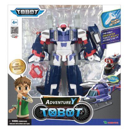 Игрушка-трансформер TOBOT S3 Тобот Adventure Y