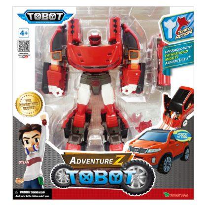 Игрушка-трансформер TOBOT S3 Тобот Adventure Z