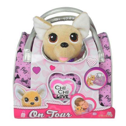 Мягкая игрушка Chi Chi Love Чихуахуа мода Вояж 20 см