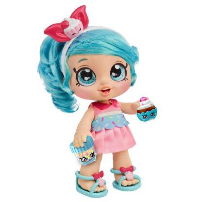 Кукла Kindi Kids Джессикейк Кинди Кидс Jessicake Snack Time Friends с акссуарами