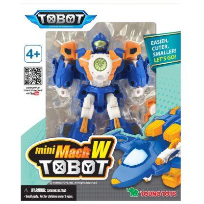 Игрушка-трансформер TOBOT S4 мини Тобот MACH W
