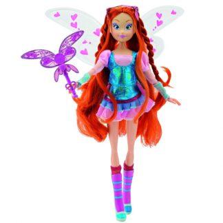 Кукла Winx Магический скипетр Блум (Винкс) 27 см со звуковыми и световыми эффектами