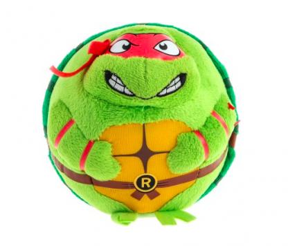 Мягкая игрушка TY Черепашки-ниндзя Рафаель 12 см