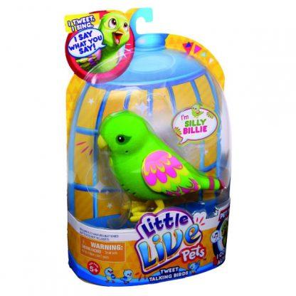 Интерактивная игрушка Little Live Pets Bird Птичка Билли