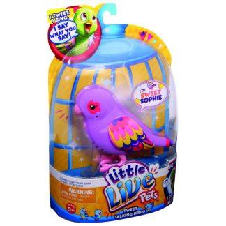 Интерактивная игрушка Little Live Pets Bird Птичка Софи