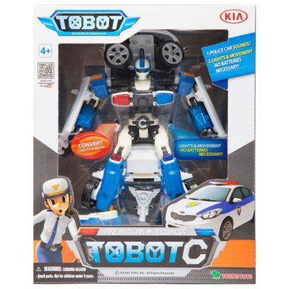 Игрушка-трансформер TOBOT Rescue Тобот Полиция С