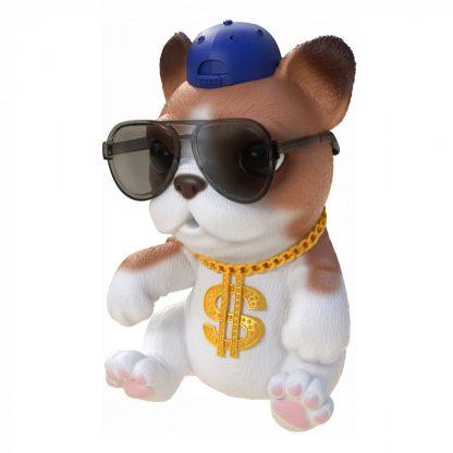 Интерактивная игрушка OMG Pets Little live pets Шоу талантов Щенок Хип Хоп