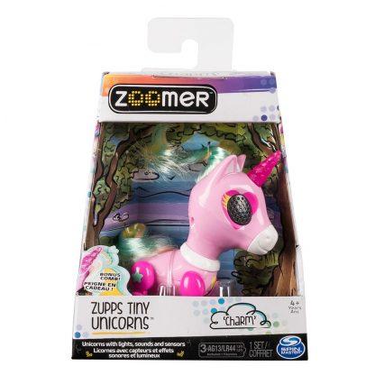 Интерактивная игрушка Zoomer Фэшн-единорог Шарм 10 см