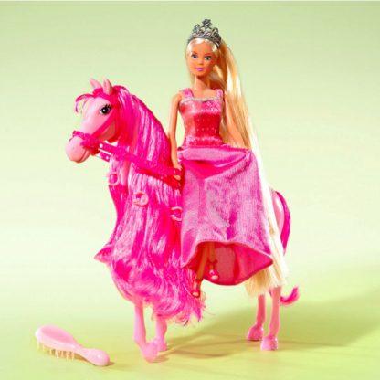 Игровой набор Steffi & Evi love Штеффи Принцесса с конем