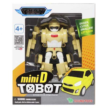 Игрушка-трансформер TOBOT mini Тобот D