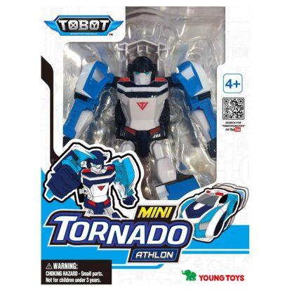 Игрушка-трансформер TOBOT Атлон мини Тобот Торнадо