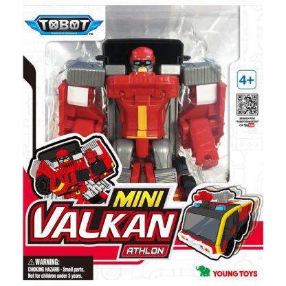 Игрушка-трансформер TOBOT Атлон мини Тобот Валкан