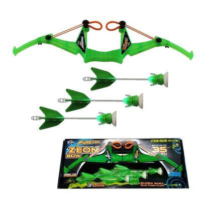 Игровой набор АрбалетZing Zeon (3 стрелы с подсветкой)