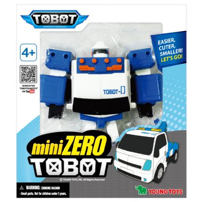 Игрушка-трансформер TOBOT S3 мини Тобот ZERO