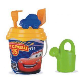 Набор для игры с песком Smoby Disney Cars Тачки, 5 предметов