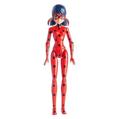Кукла Miraculous Леди Баг и Супер-Кот - Леди Баг с аксессуарами 14 см