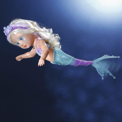 Интерактивная Кукла Baby Born - Сестричка-Русалочка 32 см