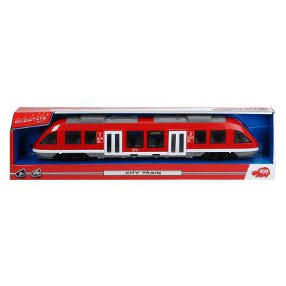 Модель Dickie Toys City Городской поезд 45 см