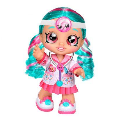 Кукла Kindi Kids Доктор Синди Попс Кинди Кидс Cindy Pops Fun time с аксессуарами