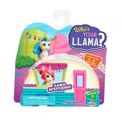Игровой Набор Who's Your Llama? S2 – Найди Свою Ламу