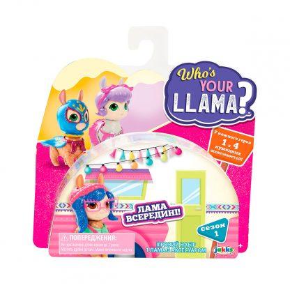 Игровой Набор Who's Your Llama? S1 – Найди Свою Ламу