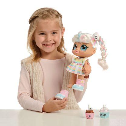 Кукла Kindi Kids Марша Мелло Кинди Кидс Snack Time Friends с аксессуарами