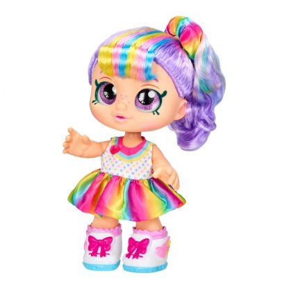 Кукла Kindi Kids Рейнбоу Кейт Кинди Кидс Snack Time Friends с аксессуарами