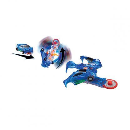 Машинка-Трансформер Screechers Wild! L1 Jayhawk - Джейхок