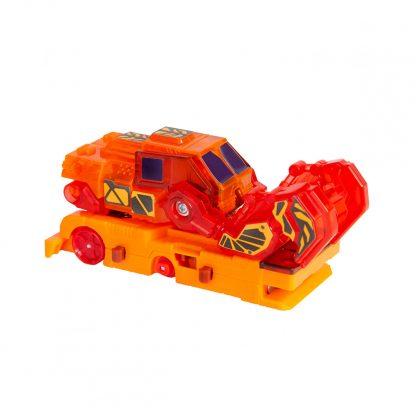 Машинка-трансформер Screechers Wild! S2 L1 Fracture - Фракчер