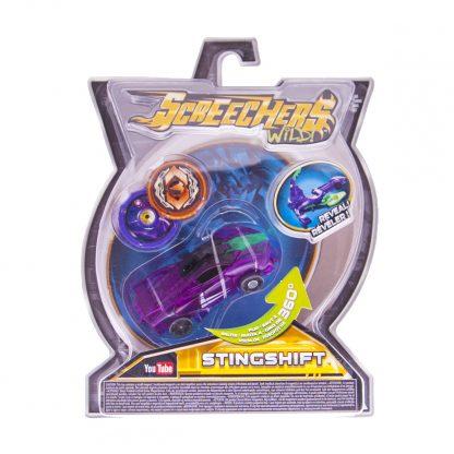 Машинка-Трансформер Screechers Wild! L 1 Stingshift - Стингшифт