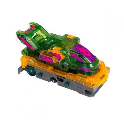 Машинка-трансформер Screechers Wild! S2 L1 Wave - Вэйв