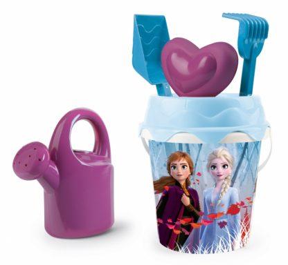 Набор для игры с песком Smoby Disney Frozen 2 Холодное сердце, 5 предметов