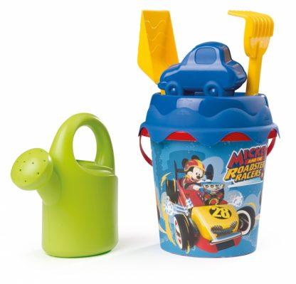 Набор для игры с песком Smoby Disney Mickey Mouse Микки Маус, 5 предметов