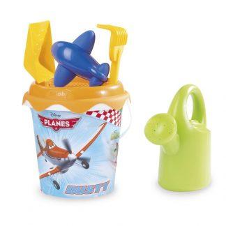 Набор для игры с песком Smoby Disney Planes Самолеты, 5 предметов