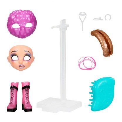 Игровой набор с куклой Failfix - Диджейка 22 см