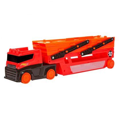 Машинка Hot Wheels Action Хот Вилс Мега-транспортер (GHR48)