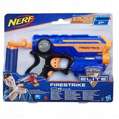 Бластер Nerf Elite FireStrike с лазерным прицелом
