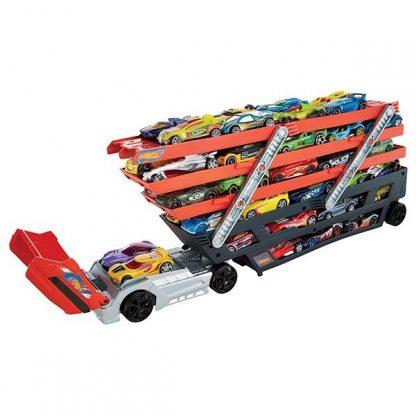 Машинка Hot Wheels Action Хот Вилс Мега-транспортер (CKC09)