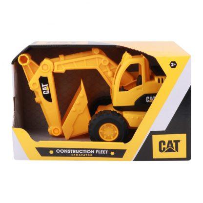 Машинка CAT Строительная бригада Экскаватор 25 см