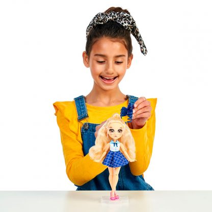 Игровой набор с куклой Failfix - Школьница 22 см