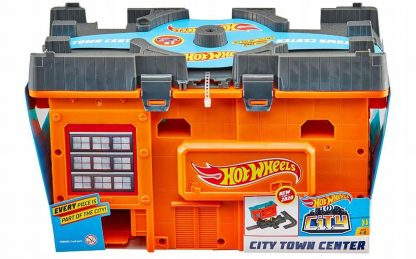 Игровой набор Hot Wheels City Town Center Центр города