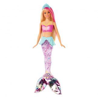 Кукла Barbie Dreamtopia Барби Мерцающая русалочка