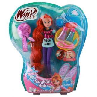 Кукла WinX Волшебные волосы Блум 27 см (Винкс)