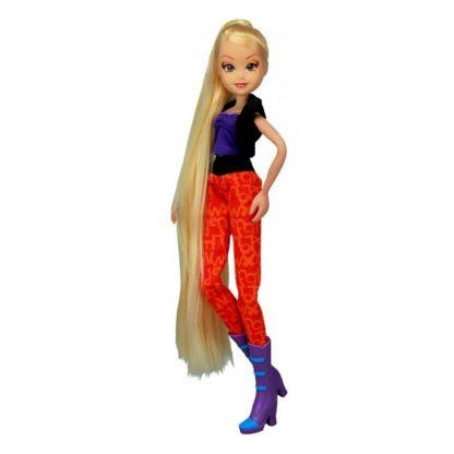 Кукла WinX Волшебные волосы Стелла 27 см (Винкс)