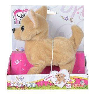Интерактивная собачка Chi chi love Маленький щенок Baby Puppy 15 см