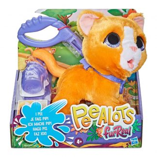 Игрушка-каталка Hasbro FurReal Friends Пушистый питомец Котик большой