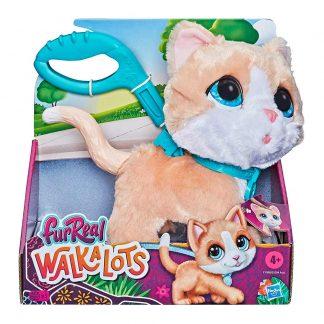 Игрушка-каталка Hasbro FurReal Friends Рыжий котенок
